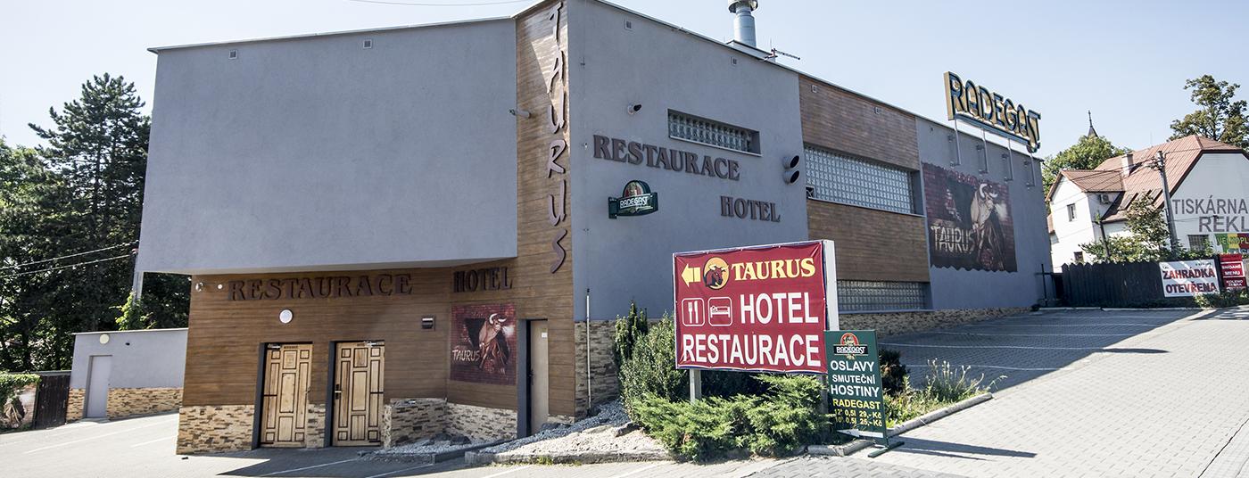 Vítejte v rodinném hotelu Taurus