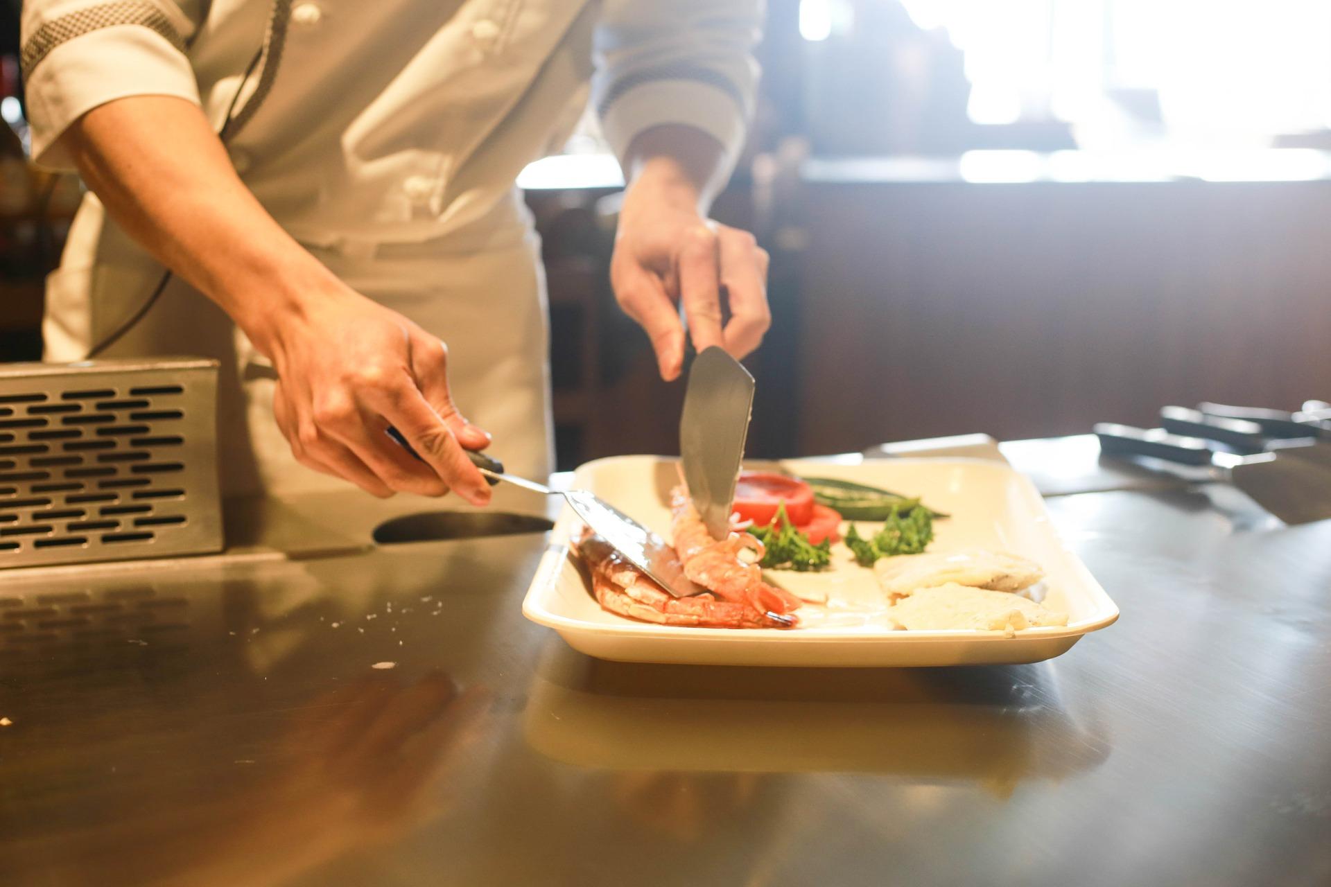 Příjmemem kuchaře na HPP